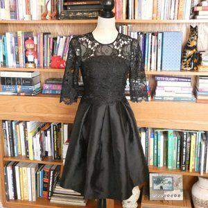 Ted Baker Black Cocktail Dress